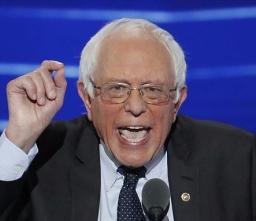 Sanders Crazy