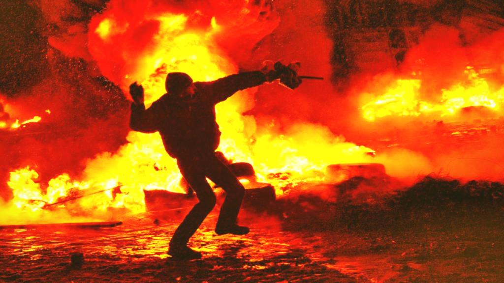 UC Berkley riots 2