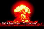 California nuclear explosion