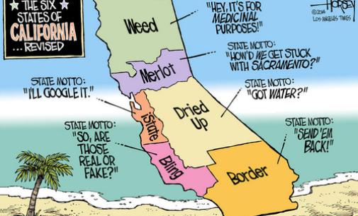 California Secession