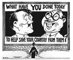 Seuss political cartoons