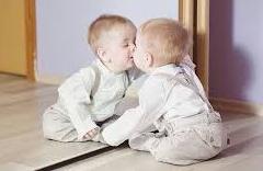 Kissing babies 1