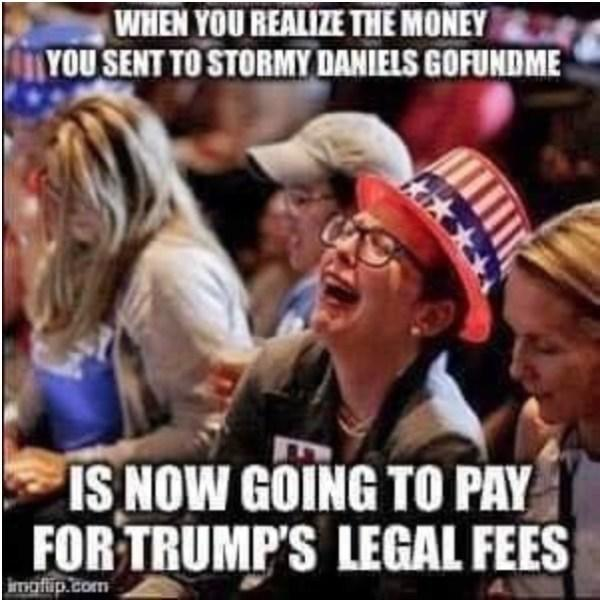 Trump - Daniels